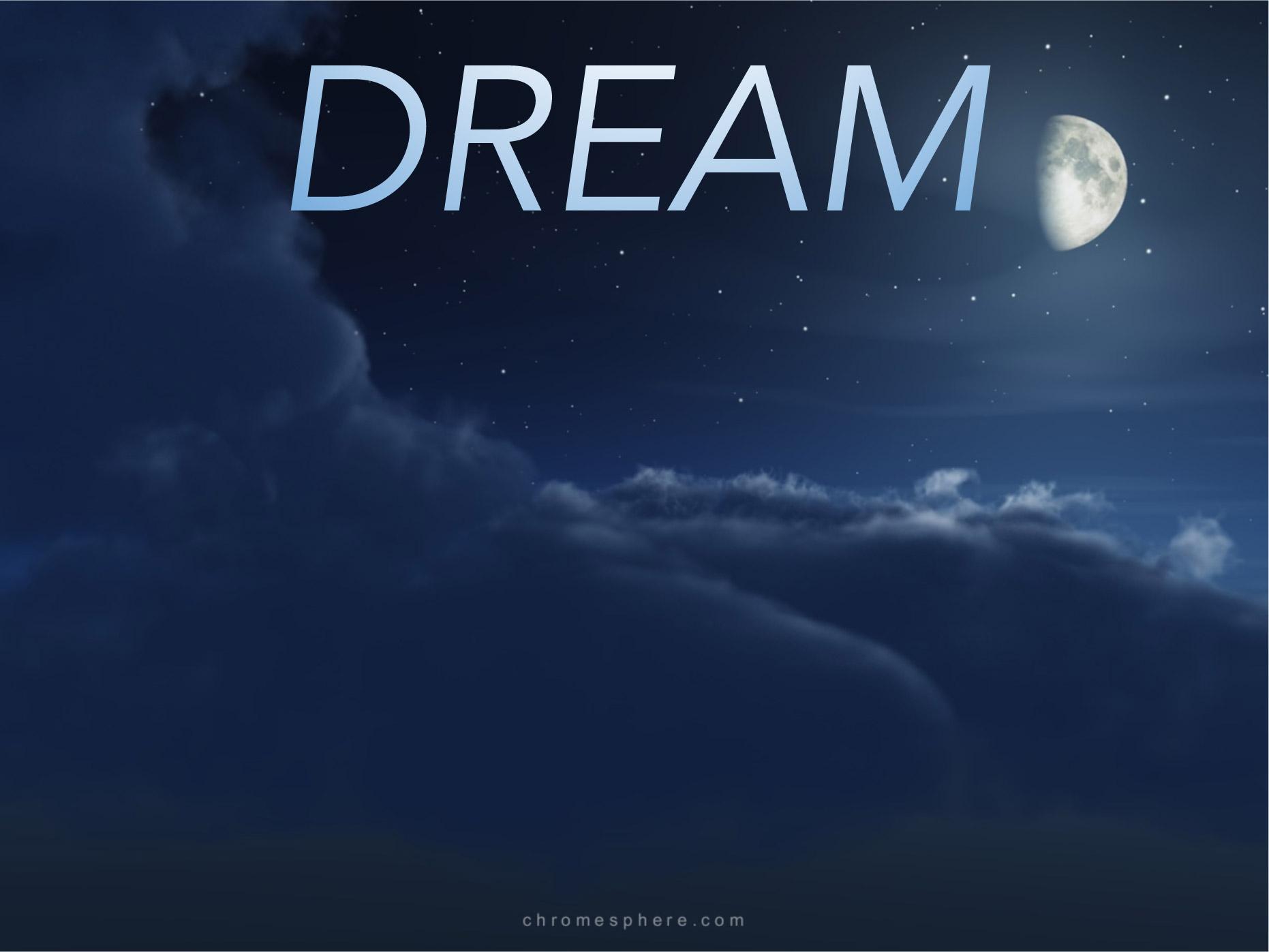 Dream - 4th Sunday of Advent