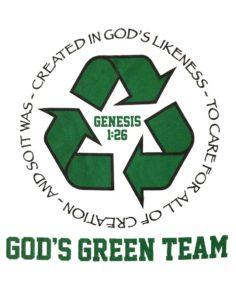 God's Green Team - Summer Arts Camp 2017
