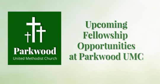 Fellowship at Parkwood United Methodist Church