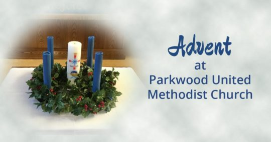 2017 Advent and Christmas at Parkwood UMC